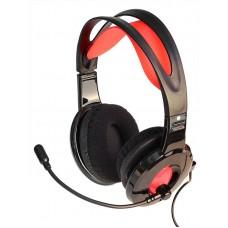 Гарнітура SOMIC Danyin DT-2112 Black/Red
