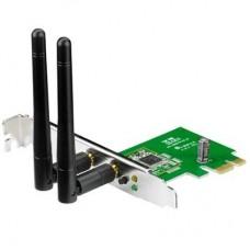 Сетевая карта PCI-e ASUS PCE-N15  802.11b/g/n, 300Mbps