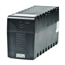 ДБЖ Powercom RPT-600AP 600VA, 360Вт, 3xIEC, RJ45, USB (00210195)