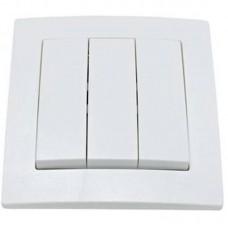 Выключатель Smartfortec HS031 тройной