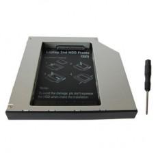 Фрейм-перехідник Maiwo HDD 2,5 /SSD SATA IDE 12,7 мм (NSTOR-12-IDE)