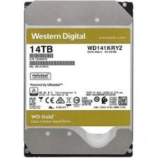 """Жорсткий диск 3.5"""" SATA3 14TB 512MB 7200 WD Gold (WD141KRYZ)"""