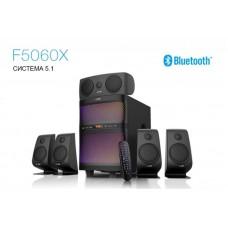 Акустика 2.1 F&D F5060X Black