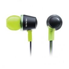 Навушники REAL-EL Z-1100 Green/Grey (EL124200007)