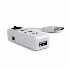 Концентратор Gembird UHB-U2P4-21 USB 2.0, 4xUSB 2.0