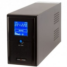 ДБЖ LogicPower LPM-UL825VA 825VA, 577Вт, 2xSchuko, USB, LCD (0004981)