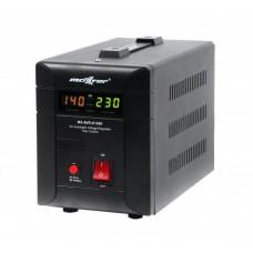 Стабілізатор напруги Maxxter MX-AVR-D1000-01 1000VA, 600 Вт, 100-270 В, сімісторний, однофазний