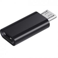 Адаптер USB 2.0 Type-C (мама) - Micro USB (папа) XoKo (XK-AC020-BK)