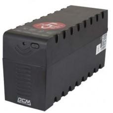 ДБЖ Powercom RPT-600AP Schuko 600VA, 360Вт, 3xSchuko, RJ45, USB (00210188)