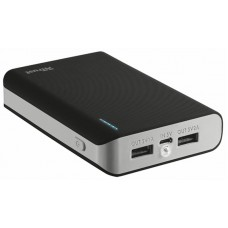 Батарея универсальная Trust Primo Power Bank  8800 mAh (21227) black