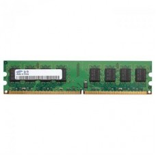 Модуль пам'яті DDR2 2GB 800MHz PC2-6400 Samsung (M378T5663RZ3-CF7) Refurbished