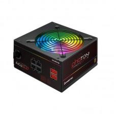 Блок живлення Chieftec  650Вт CTG-650C-RGB A-80 ATX, EPS, 120мм, APFC, 6xSATA, модульне підключення