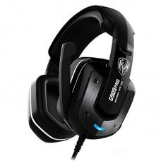 Гарнітура SOMIC G909 Pro Black (9590010164) USB 7.1