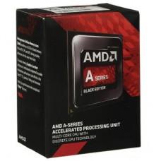 Процесор FM2+ AMD A6 PRO-7400B 2 ядра / 3.5-3.9ГГц / Radeon R5 (756МГц) / DDR3-1866 / PCIE3.0 / 65Вт / Tray (AD740BYBI23JA)