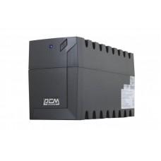 БДЖ Powercom RPT-1000AP Schuko 1000VA, 600Вт, 3xSchuko, RJ45, USB (00210219)