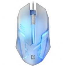Мишка Defender Cyber MB-560L White (52561)