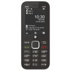 Мобільний телефон 2E E240 2020 Dual SIM Black (680576170026)
