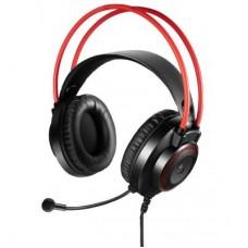 Гарнітура A4-Tech G200S Bloody Black+Red