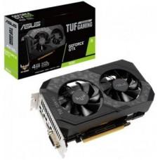 Відеокарта PCI-E nVidia GTX1650 ASUS TUF D6 P Gaming 4ГБ (TUF-GTX1650-4GD6-P-GAMING) / GDDR6 / 128 bit / 1620МГц/12000МГц / DVI / HDMI / DP