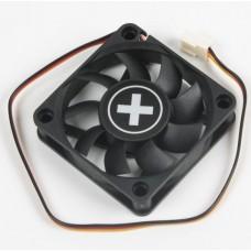 Вентилятор Xilence  XF032 60x60x12 мм (XPF60S.W (XF032)  Діаметр вентилятора - 60 мм, максимальна швидкість обертання вентиляторів - 2100RPM, матеріал - пластик, рівень шуму - 22 dB, тип роз'єму підключення - 3pin, розмір - 60 х 60 х 15 мм