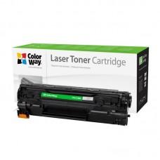 Картридж ColorWay для CANON 728(726) / HP CE278A (CW-C728M)