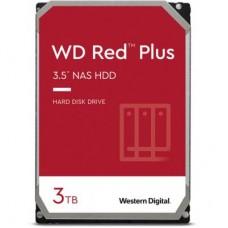 """Жорсткий диск 3.5"""" SATA3  3TB  64MB 5400 WD Red Plus (WD30EFZX)"""
