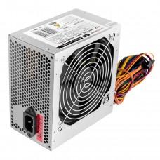 Блок живлення LogicPower  450Вт ATX-450W (0001637) ATX 120мм, 2xSATA, OEM (без кабеля живлення 220В)