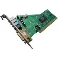 Звуковая карта PCI 4-канала Voltronic c-media 8738, 3D 4.1 (YT-SC-PCI - 4CH) 00355
