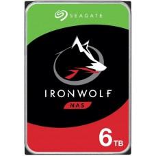 "Жорсткий диск 3.5"" SATA3 6TB 256MB 5400 Seagate IronWolf (ST6000VN001)"