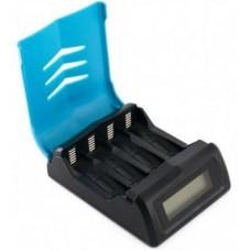 Зарядний пристрій для акумуляторів EXTRADIGITAL BC120 (AAC2834)