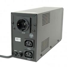 ДБЖ EnerGenie 650VA, LCD (EG-UPS-031) серія Pro