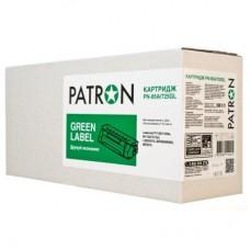 Картридж PATRON HP LJ CE285A/CANON 725 GREEN Label (PN-85A/725GL) 1600стр.