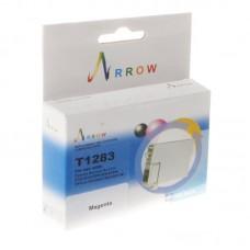 Картридж Arrow EPSON Stylus S22/SX425 Magenta (T1283)