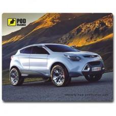 """Килимок Podmyshku, із зображенням """"Ford"""" 240x190x1.4 мм, ПВХ"""