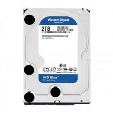 """Жорсткий диск  3.5"""" SATA3 2TB 256MB 5400 WD Caviar Blue (WD20EZAZ)"""