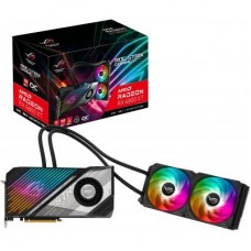 Відеокарта PCI-E Radeon RX6800 XT ASUS ROG Strix Gaming OC 16ГБ (ROG-STRIX-LC-RX6800XT-O16G-GAMING) / GDDR6 / 256Bit / 2360/16000МГц / HDMI / 2xDP / USB Type-C