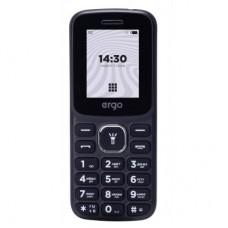Мобільний телефон Ergo B182 Black
