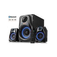 Акустична система 2.1 REAL-EL M-380 Black 2х6 Вт (EL121300008)