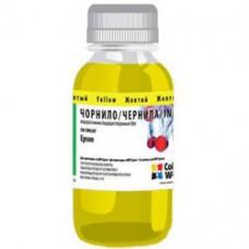 Чорнила CW (100 г) Epson T26/C91 Yellow (CW-EW400Y01)