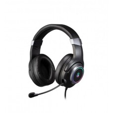 Гарнітура A4-Tech G350 Bloody (Black) USB для ігор Hi Fi, 7.1 віртуальний звук, RGB підсвічування