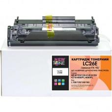 Картридж NewTone Canon MF4018/4120/LBP2900/3000 аналог Canon 703/FX-10 Black (LC26E)
