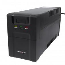 ДБЖ LogicPower LP 600VA-P 600VA, 360Вт, 2xSchuko (0010003)