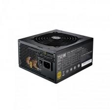 Блок живлення Cooler Master  750Вт MWE Gold 750 (MPY-7501-AFAAG-EU) ATX, 120мм, APFC, 8xSATA, 80 PLUS Gold, модульне підключення