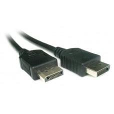 Кабель DisplayPort to DisplayPort 1.8 м Cablexpert v1.2 (CC-DP-6)