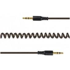 Кабель 3.5mm папа/3.5mm папа  1.8м Cablexpert (CCA-405-6) спиральный