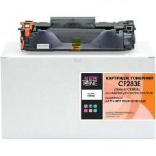 Картридж NewTone HP LJ Pro M125/127/201/225 аналог CF283A Black (CF283E)