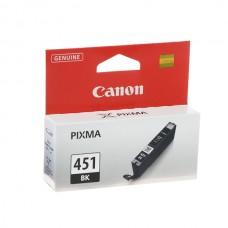 Картридж CANON CLI-451Bk Black (6523B001) 7мл MG5440/MG6340/iP7240