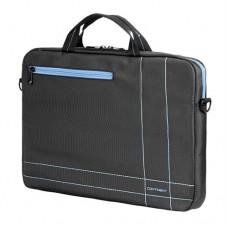 "Сумка для ноутбука Continent CC-201GB до 15,6"" (Grey)"