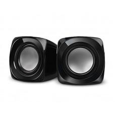 Акустична система 2.0 REAL-EL S-20 Black 6Вт (EL121100007)