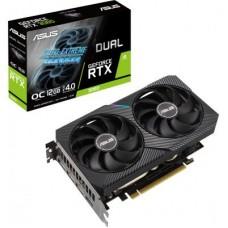 Відеокарта ASUS GeForce RTX3060 12Gb DUAL OC V2 LHR (DUAL-RTX3060-O12G-V2)